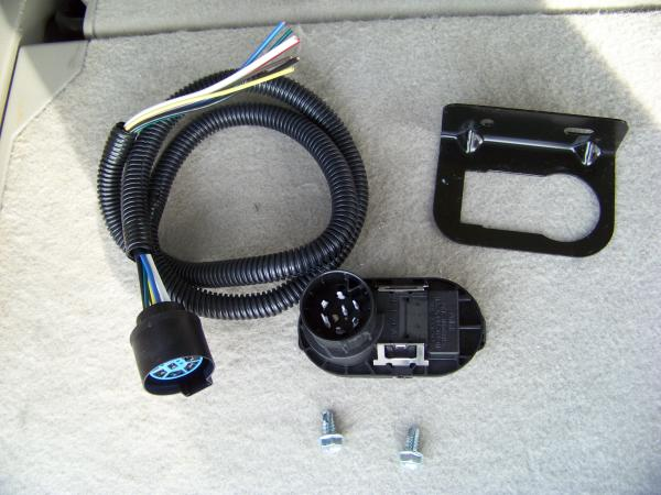 7 Blade Connector Wiring Diagram from blueovaltrucks.com